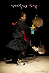 danse tibetaine