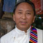 Tenzin portrait
